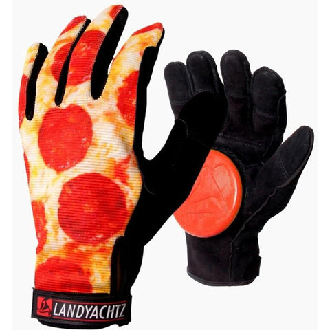 LANDYACHTZ Pizza Hands Slide Glove 1GL-PHSLGL