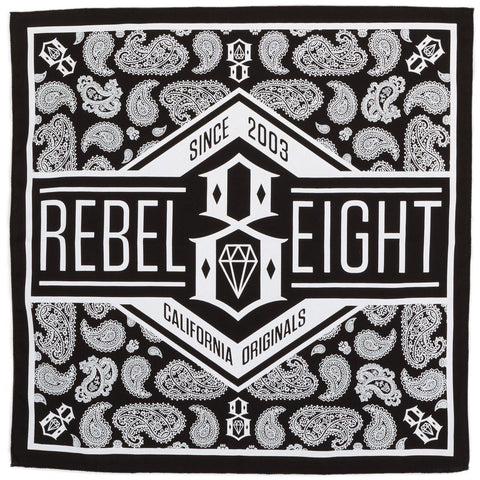 REBEL8 California Originals Bandana 513073001