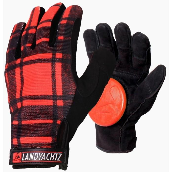 LANDYACHTZ Plaid Slide Glove 1GL-PLSLGL
