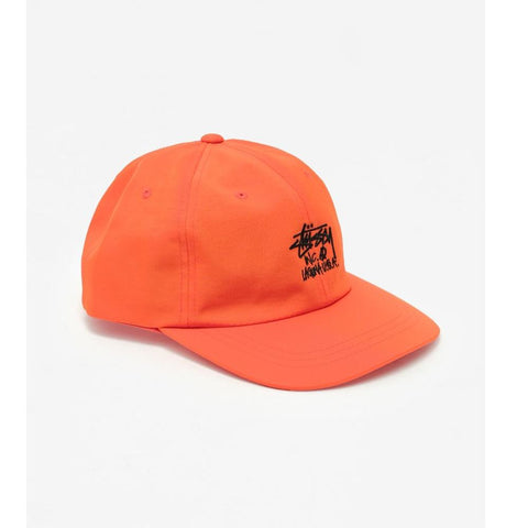 Stussy Laguna Low Pro Cap Orange 232210