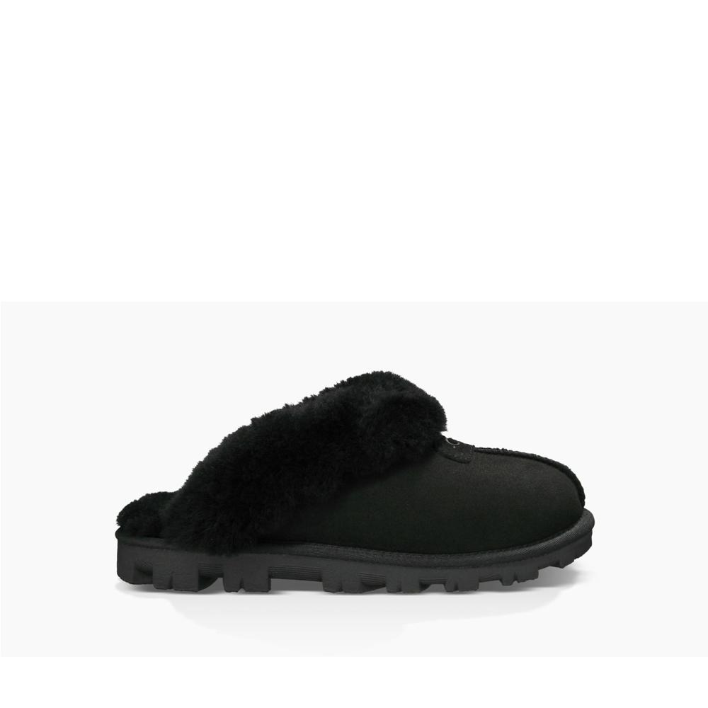 Ugg Womens Coquette Black 5125