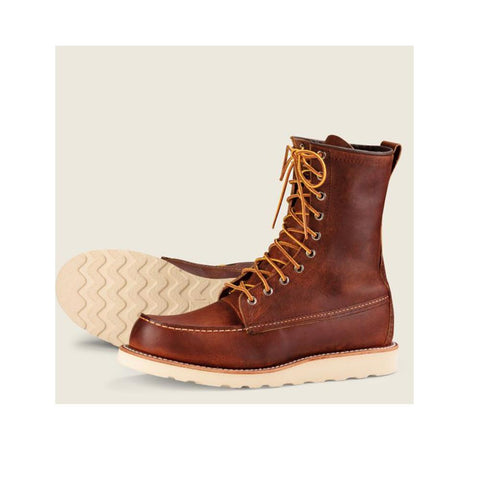 Red Wing Style No. 8830 8-Inch Classic Moc Copper