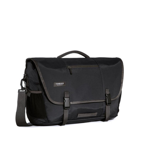 Timbuk2 Commute Messenger Bag Jet Black 208-4-6114