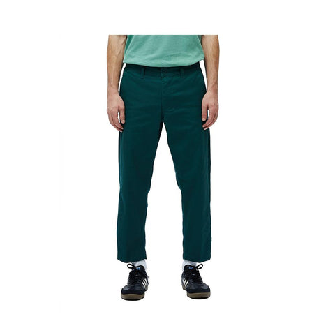 Obey Straggler Flooded Pants Park Green 142020113