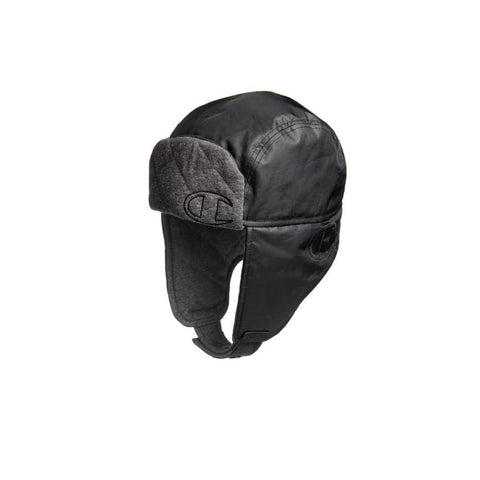 Champion Puffer Hunter's Hat Black H0915