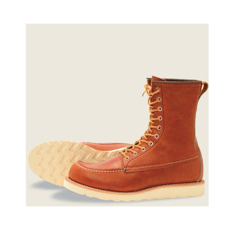 Red Wing Style No. 877 8-Inch Classic Moc Brown