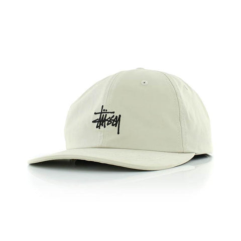 Stussy HO18 Stock Low Pro Cap Tan 232211
