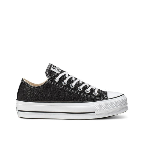 Converse Chuck Taylor All Star Lift Ox Black/White/Black 566282C