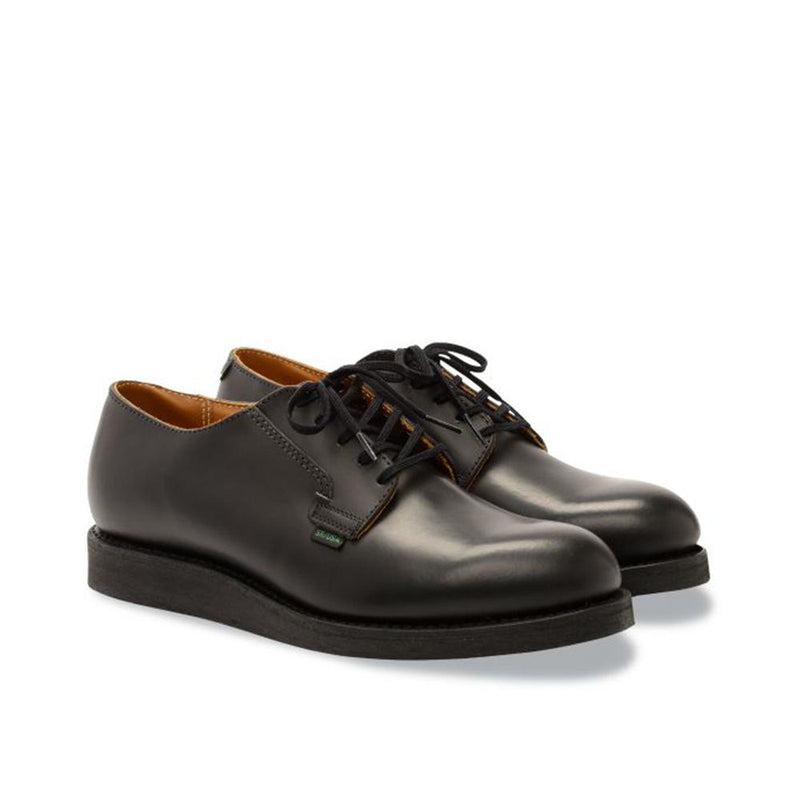 Red Wing Postman Oxford Black Chaparral Leather 101
