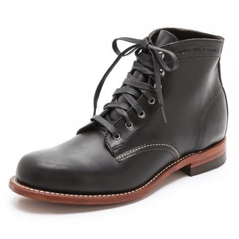 Wolverine 1000 Mile Boot BLACK W5300