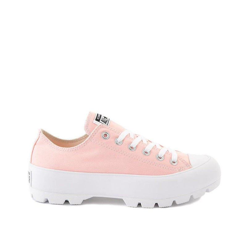 Converse Lugged Canvas Chuck Taylor All Star Pink/White 567846C