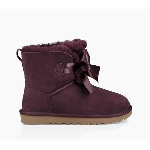 Ugg Womens Gita Bow Mini Port 1098360