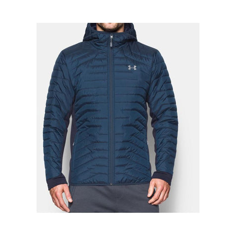 Under Armour ColdGear Reactor Hybrid Men's Jackets True Ink/Midnight Navy 1303060-918
