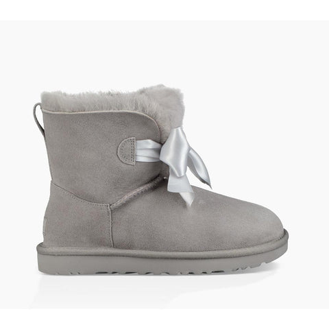 Ugg Womens Gita Bow Mini Seal 1098360