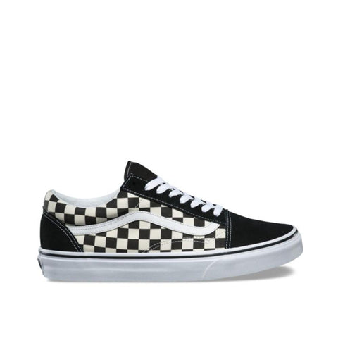 VANS Old Skool Primary Check Black Checkerboard VN0A38G1P0S