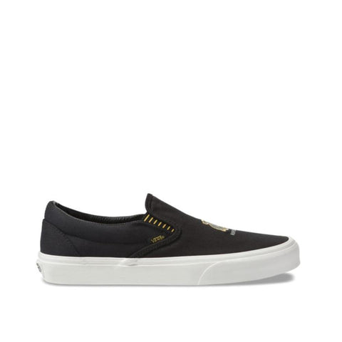 Vans X Harry Potter Classic Slip-on Hufflepuff/Black VN0A4BV3V90