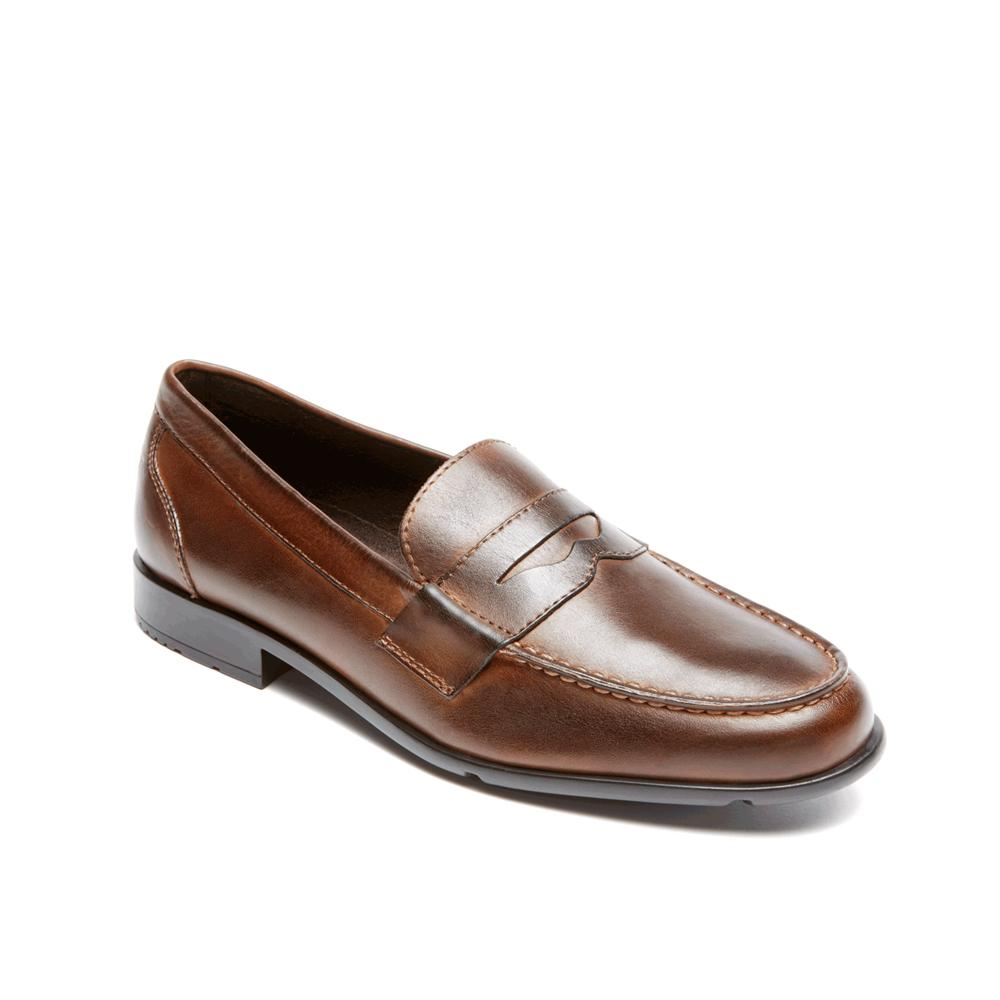 Rockport Classic Loafer Venetian Dark Brown M76441