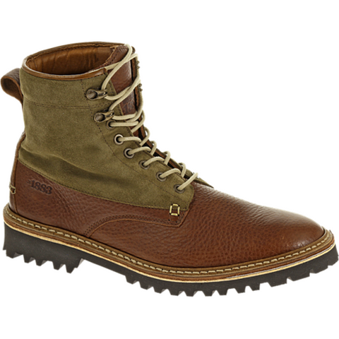 Wolverine Tomas Plain-Toe Hiker Brown