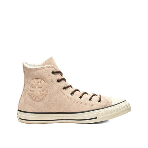 Converse Sherpa Chuck Taylor All Star Light Bisque/Egret/Black  566564C