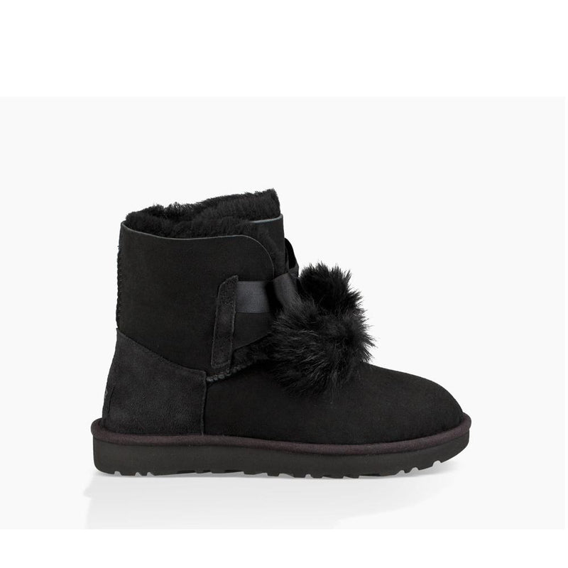 Ugg Womens Gita Black  1018517