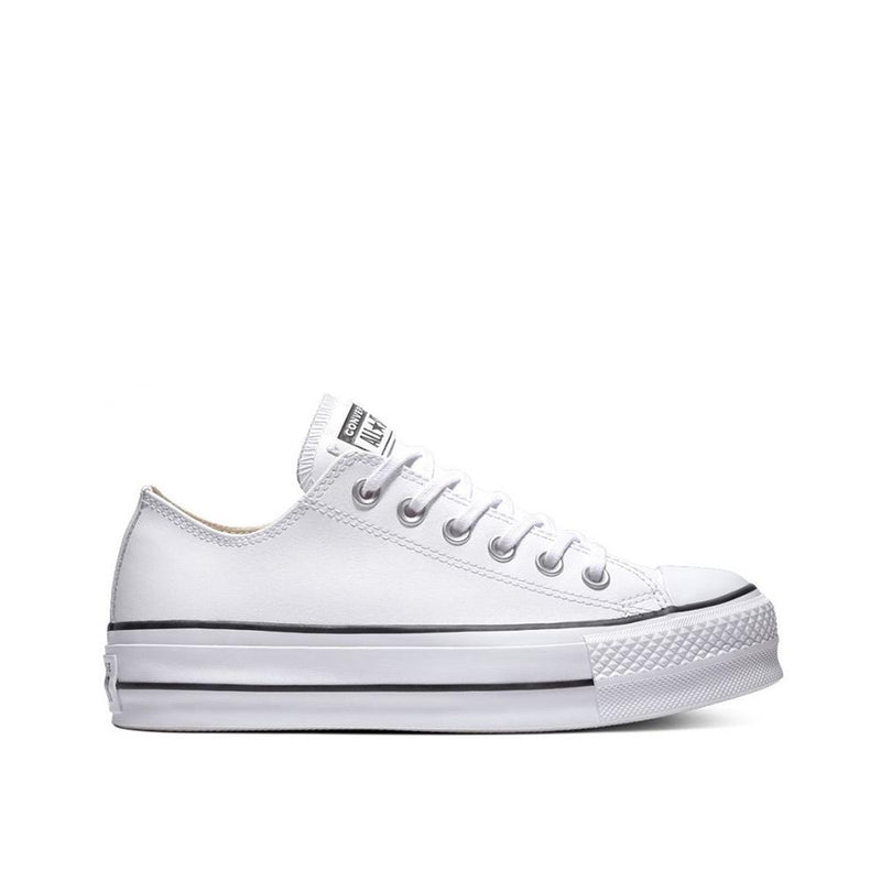 Converse CTAS Lift Clean Ox White/Black/White 561680C