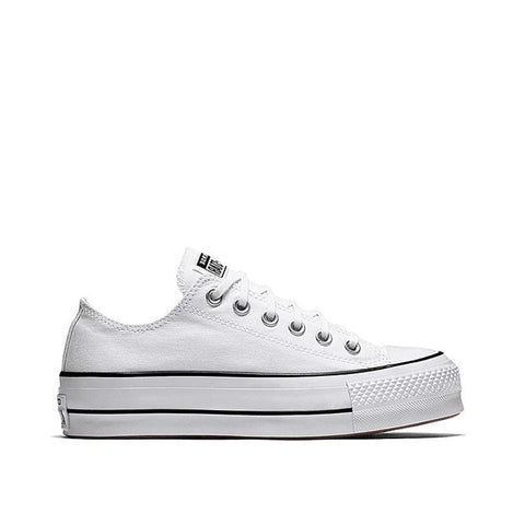 Converse Chuck Taylor All Star Lift Ox White/Black/White 560251C