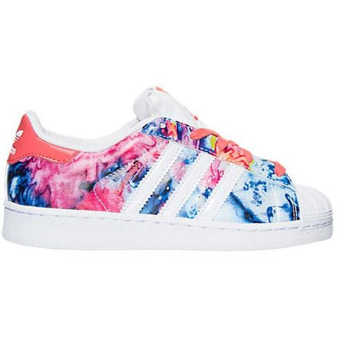 ADIDAS Girls' Preschool Superstar Casual Shoes in  Multi-Color