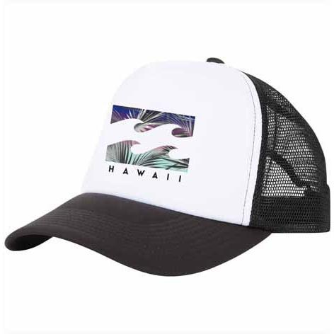 BILLABONG Palm Wave Hi Snapback Black MAHTGPWH