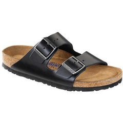 BIRKENSTOCK Women's Arizona SFB Black  in Black
