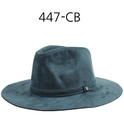 BRIXTON Highland Fedora Captain Blue 447