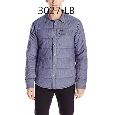 BRIXTON Cass Jacket Light Blue 3027