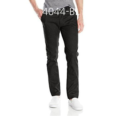 BRIXTON Reserve Standard Fit Chino Pant Black 4044