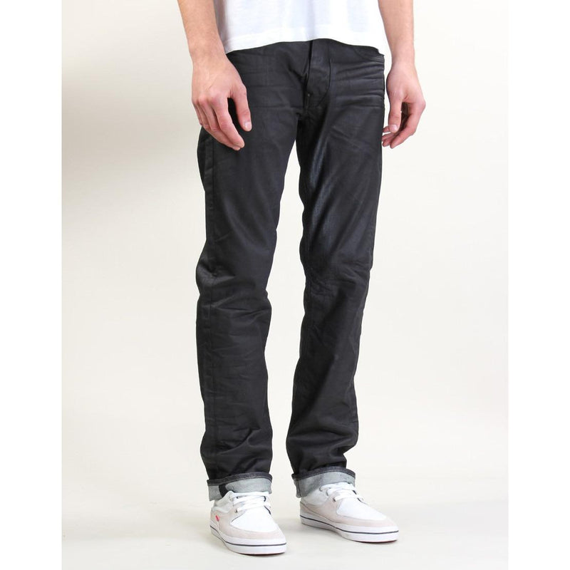 G STAR RAW Attacc Straight Jeans Dark Cobbler 50566.4276.2838