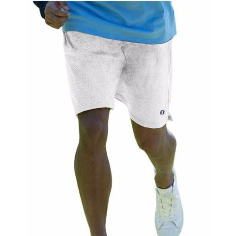 Champion Long Mesh Men'S Shorts With Pockets White 81622
