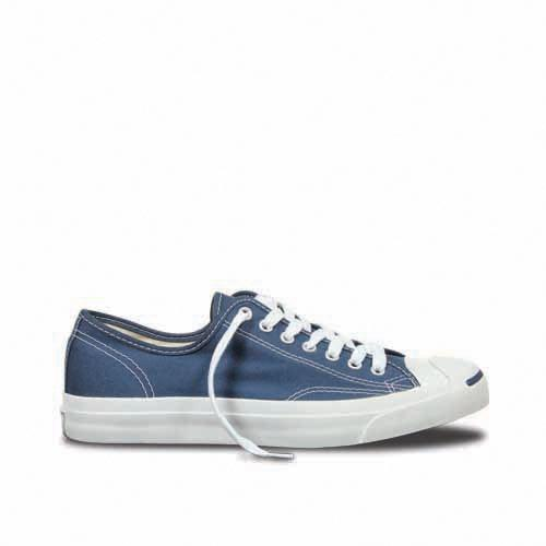 CONVERSE Jack Purcell Classic Low Top Sneaker Navy 1Q811