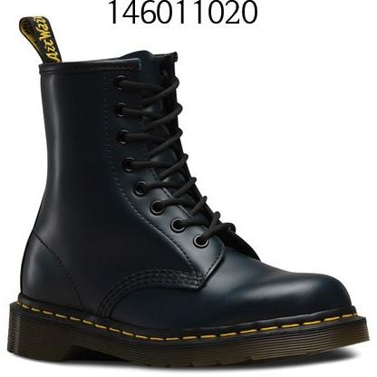 DR. MARTENS 1460 Smooth Boots Navy 146011020