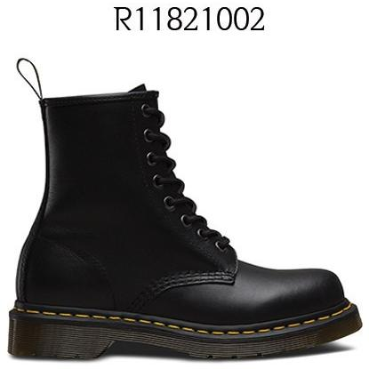 DR. MARTENS Womens 1460 Nappa Leather Boots Black Nappa R11821002
