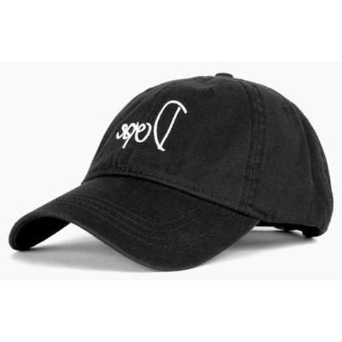 DOPE Worldwide Tour Cap Black D0216-H182