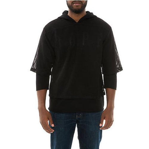 DOPE Layered Practice Jersey  Black D0815-J217
