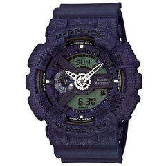 G SHOCK CASIO_GA-110 Heather Navy in Navy