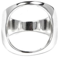 Han Cholo Open Space Ring From Shadow Series HCR08 Silver