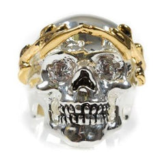 Han Cholo Skull of zeus Ring From Shadow Series HCR100