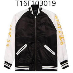 THE HUNDREDS Souvenir Jacket Black T16F103019