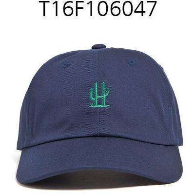 THE HUNDREDS Amaryl Dad Hat Navy T16F106047