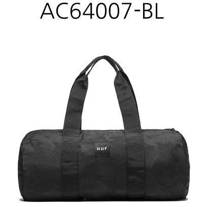 HUF Packable Duffle Black AC64007