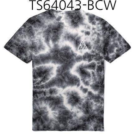 HUF Pigpen Triple Trangle Tee Black Crystal Wash TS64043