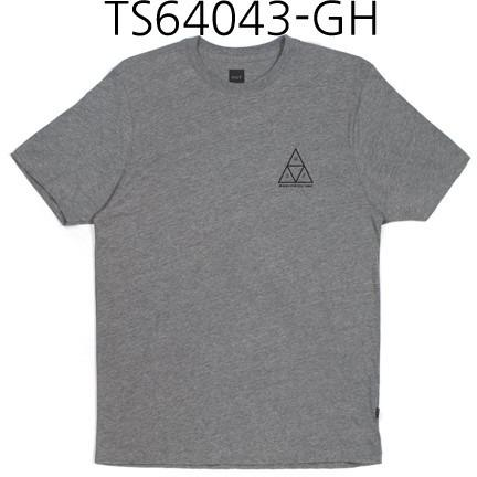 HUF Pigpen Triple Trangle Tee Grey Heather TS64043