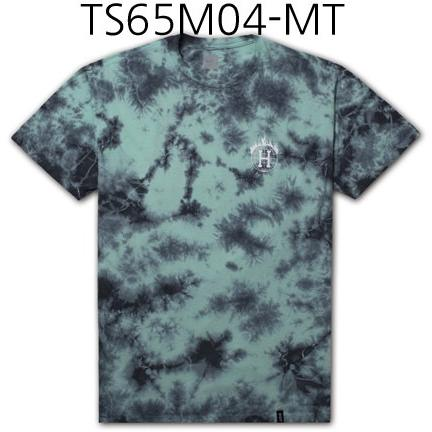 HUF Thrasher TDS Crystal Wash Tee Mint TS65M04