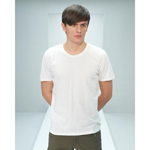 Nudie Jeans Round Neck T-Shirt NJ/T 01 Offwhite
