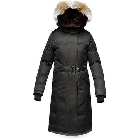 Nobis The She-Ra Ladies Parka Black